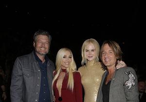 Pics! Stars at the ACM Awards 2018