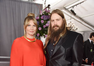 First Glimpse! Chris Stapleton & Wife Morgane Welcome Baby #5
