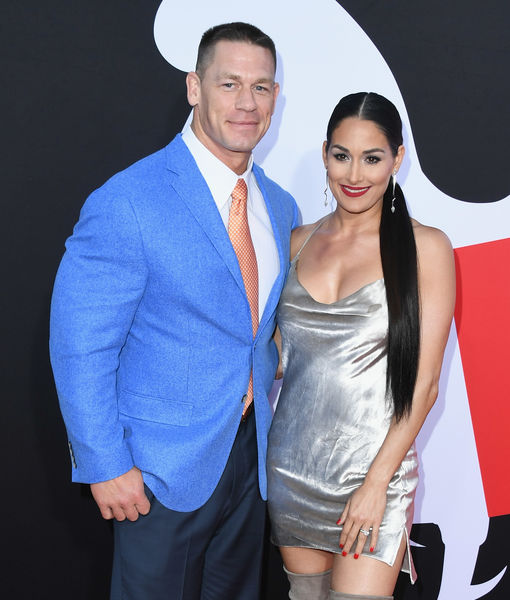Shock Split: Nikki Bella & John Cena Call It Quits