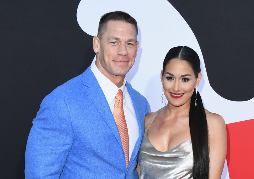 Shock Split: Nikki Bella & John Cena Call It Quits