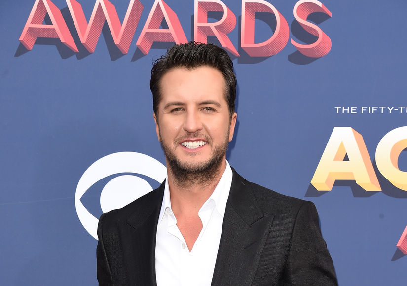 Luke Bryan Reveals Fun Tidbits About Himself for 'Extra' Rapid-Fire Quiz