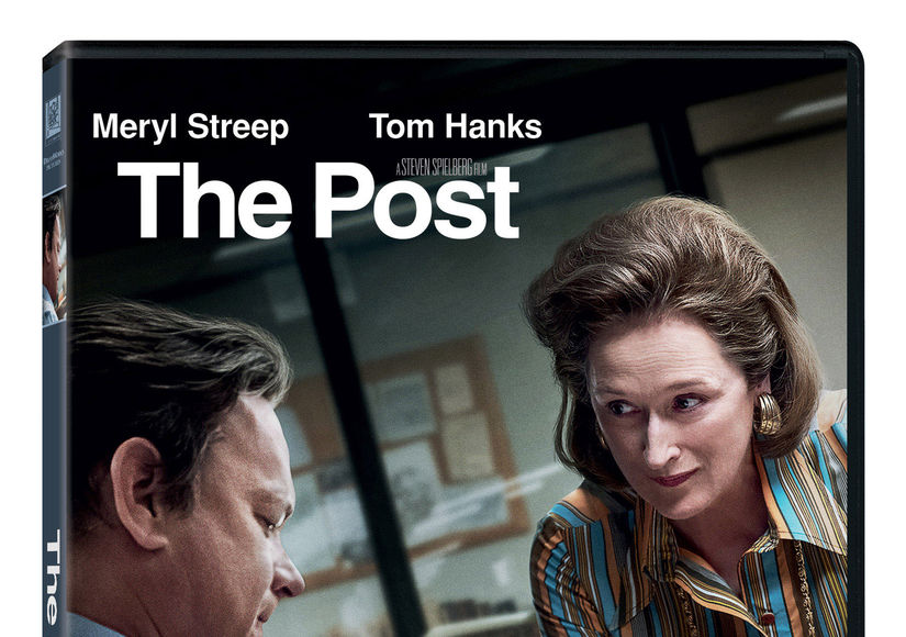 Win It! 'The Post' on Blu-ray and DVD