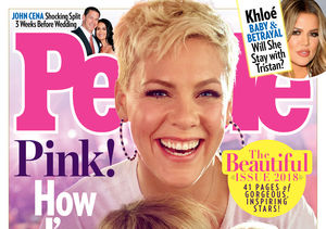 P!nk Covers People's Beautiful Issue 2018