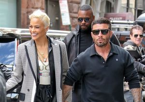 Pic! Paula Patton's New BF Revealed — Who Is the Handsome Guy?