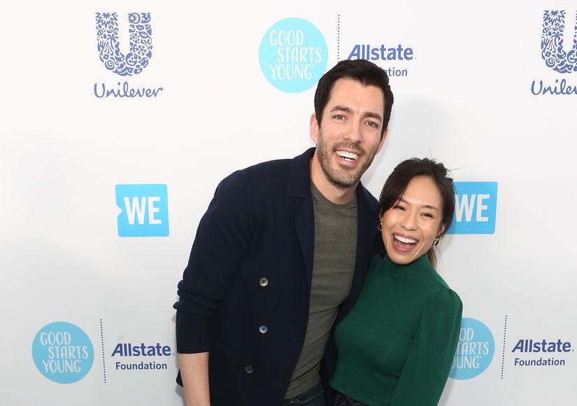 Drew Scott & Linda Phan Reveal Their Wedding Hashtag