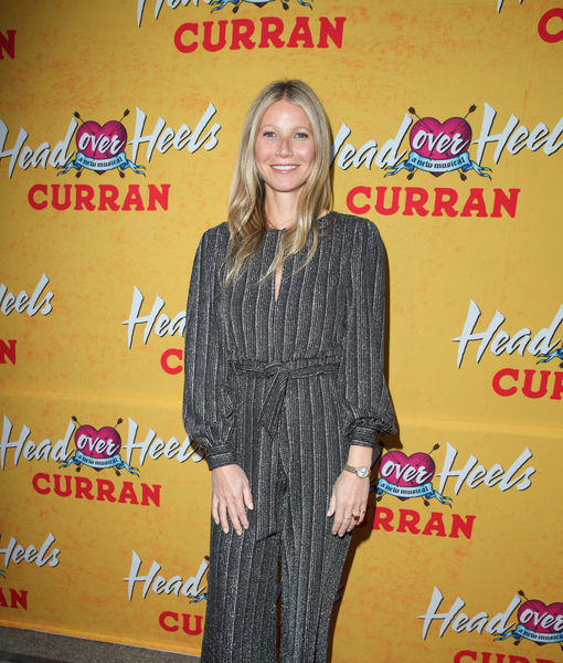Is Gwyneth Paltrow Wearing a Wedding Band?