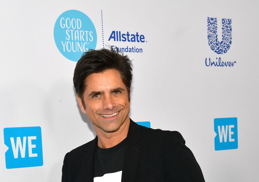 John Stamos' Son Brings Tears to His Eyes, Plus: Is He Having More Kids with…