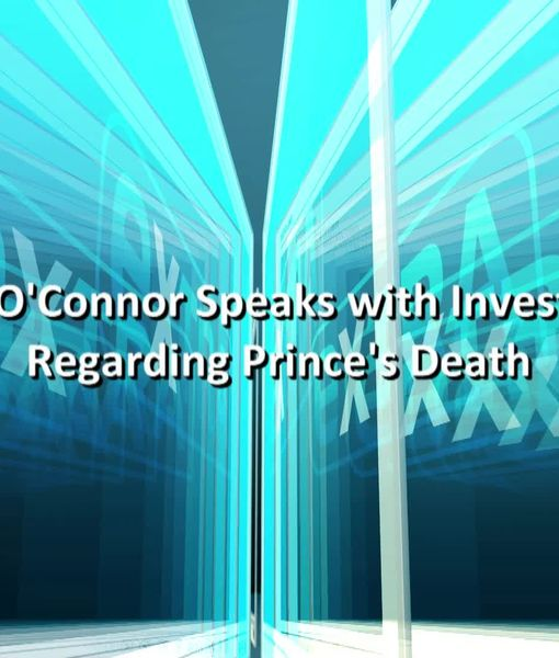 Sinead O'Connor Speaks with Investigators Regarding Prince's Death