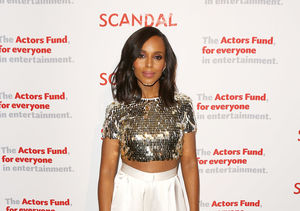 Kerry Washington Explains Her Own 'Oprah Moment' on 'Scandal' Set