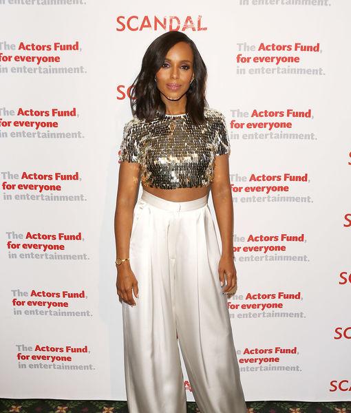 Kerry Washington Explains Her Own 'Oprah Moment' on 'Scandal' Set