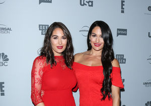 Brie Bella Talks About Nikki's Split from John Cena