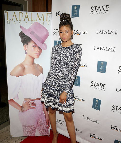 'A Wrinkle in Time's' Storm Reid Celebrates 1st Solo Cover