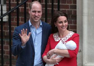 Prince William & Kate Middleton Introduce Royal Baby #3! See the…