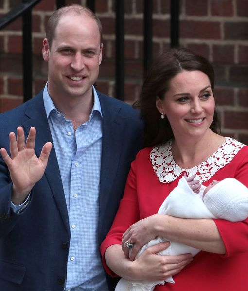 Prince William & Kate Middleton Introduce Royal Baby #3! See the Pics