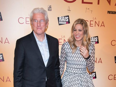 Richard Gere Marries Much