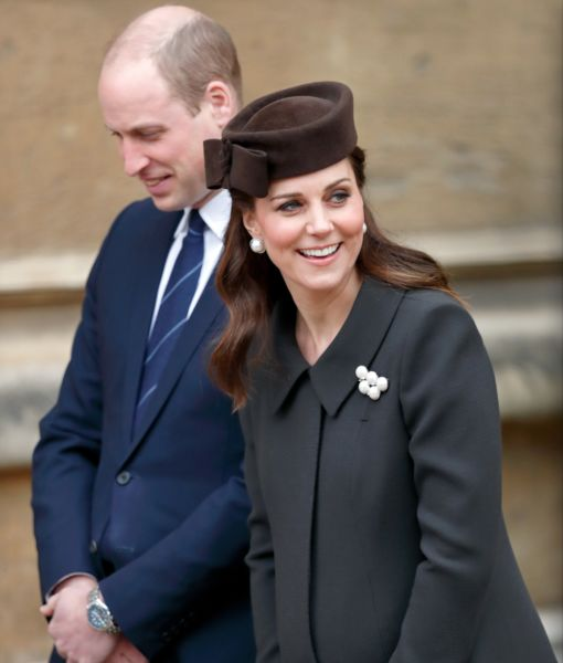 Kate Middleton in 'Early Stages of Labor' with Baby #3!
