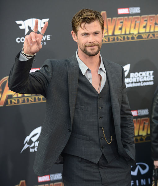 Chris Hemsworth Explains His Surfing Accident