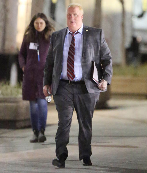 Pic! Damian Lewis Unrecognizable as Former Toronto Mayor Rob Ford
