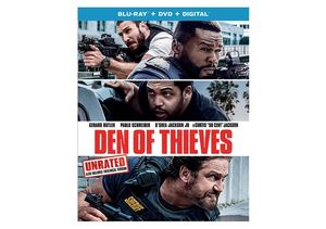 Win It! 'Den of Thieves' on Blu-ray and DVD