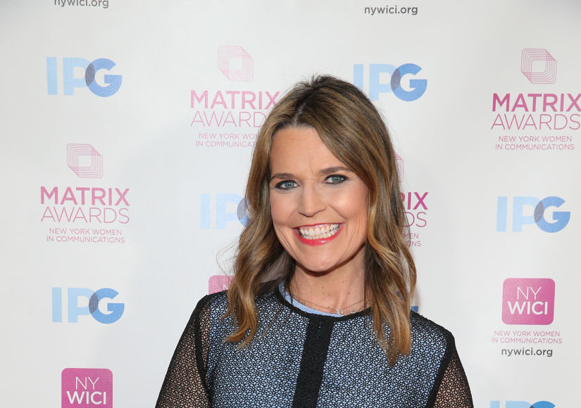 Savannah Guthrie Talks Royal Baby and Royal Wedding