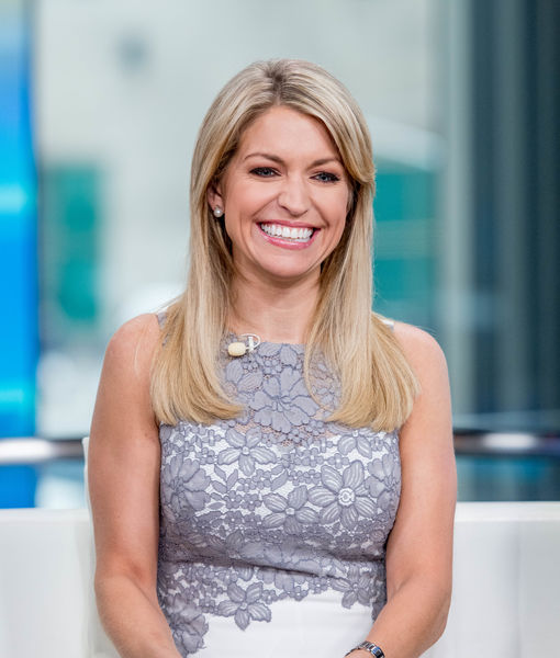 Ainsley Earhardt Reveals the Purpose of Her Book 'The Light Within Me'