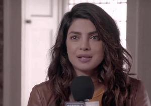 'Extra' Goes to Ireland for 'Quantico' Set Visit