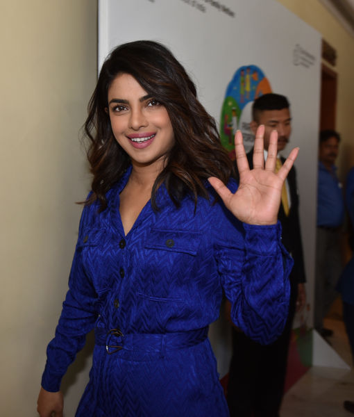 Priyanka Chopra Confirms She's Invited to the Royal Wedding!