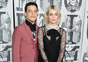 Rami Malek Dating 'Bohemian Rhapsody' Co-Star Lucy Boynton