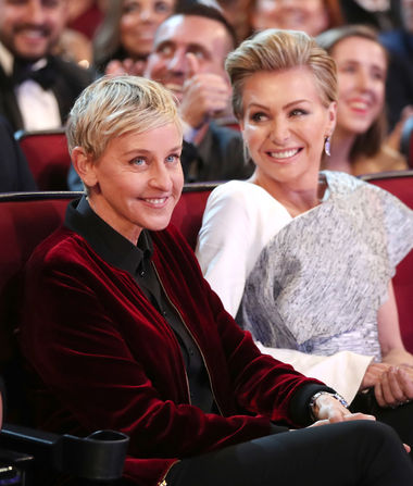 Ellen on 'Gorillapalooza,' the Best Birthday Gift Portia Ever Gave Her