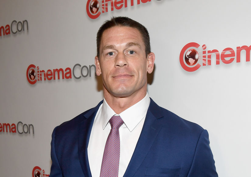 John Cena Says He's 'Always Happy' After Photos Surface of Him with New…