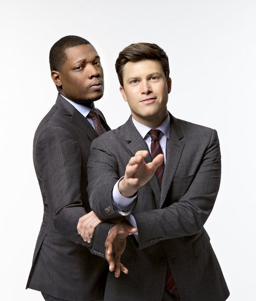 'SNL's' Michael Che & Colin Jost to Host 2018 Emmys