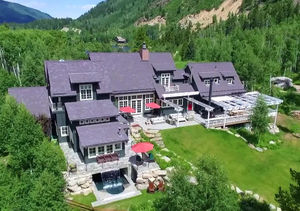 Mansions & Millionaires: Inside Kevin Costner's Aspen Compound