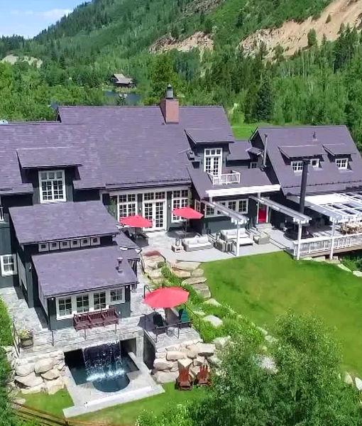 Mansions & Millionaires: Inside Kevin Costner's Aspen Compound