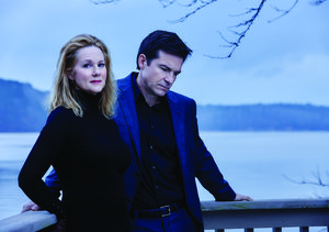 Jason Bateman & Laura Linney Tease 'A Whole Other Level of…