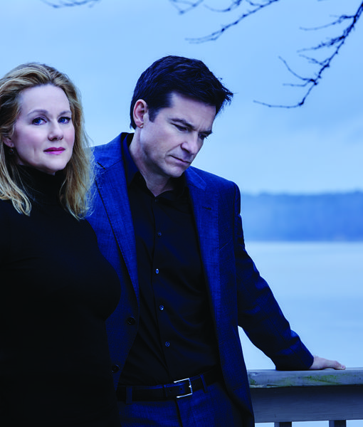 Jason Bateman & Laura Linney Tease 'A Whole Other Level of Danger' in…