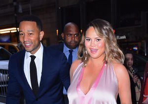 Inside Chrissy Teigen's Baby Shower, John Legend & Kanye's Truce