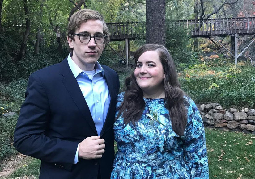 Surprise! Aidy Bryant & Conner O'Malley Tie the Knot