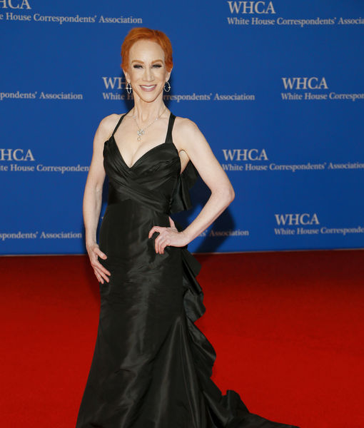 Kathy Griffin Says Michelle Wolf 'Nailed It' as White House Correspondents' Dinner Host