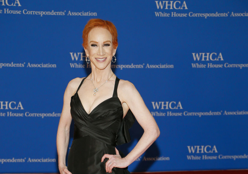 Kathy Griffin Says Michelle Wolf 'Nailed It' as White House…