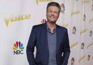 Blake Shelton's Epic Response to Passing the Torch to People's Sexiest Man…
