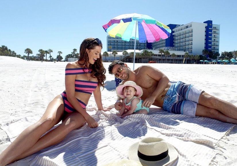 Jade Roper Tolbert Unveils Bikini Body After 30-Pound Weight Loss!