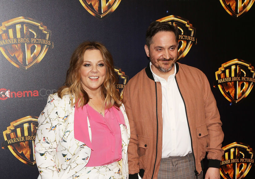 Less Than Ideal! How Ben Falcone & Melissa McCarthy Spent Their 10th…