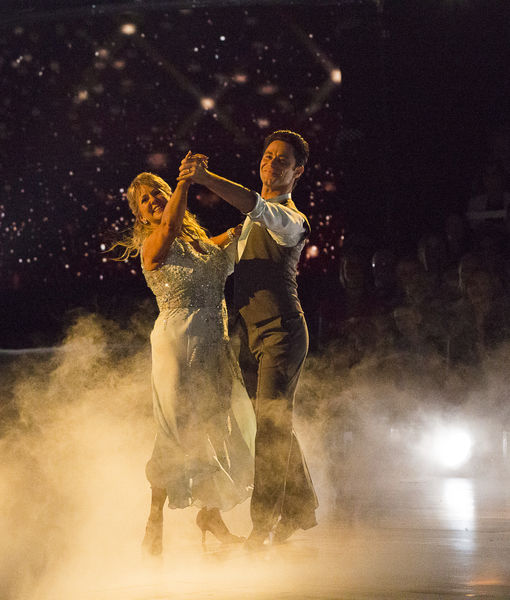 Tonya Harding on Her 'Dancing with the Stars' Debut Performance