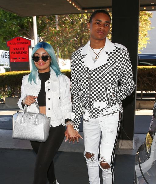 Blac Chyna's Subtle Response to YBN Almighty Jay Engagement Rumors