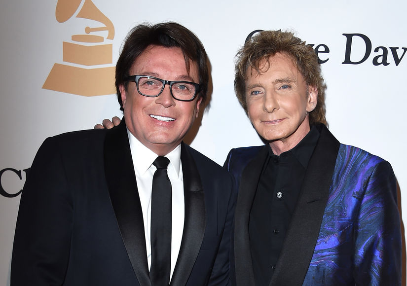 Barry Manilow Reveals Secret to His 40-Year Relationship with Garry Kief