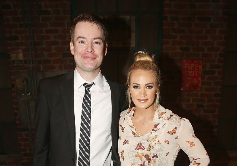 'American Idol' Winners Carrie Underwood & David Cook Meet Up on…