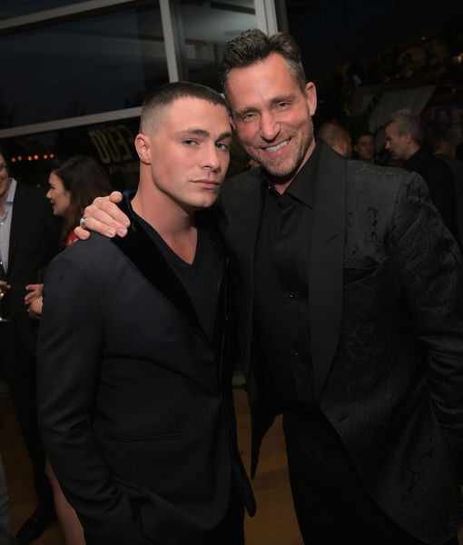 Colton Haynes & Jeff Leatham Split After 6 Months of Marriage