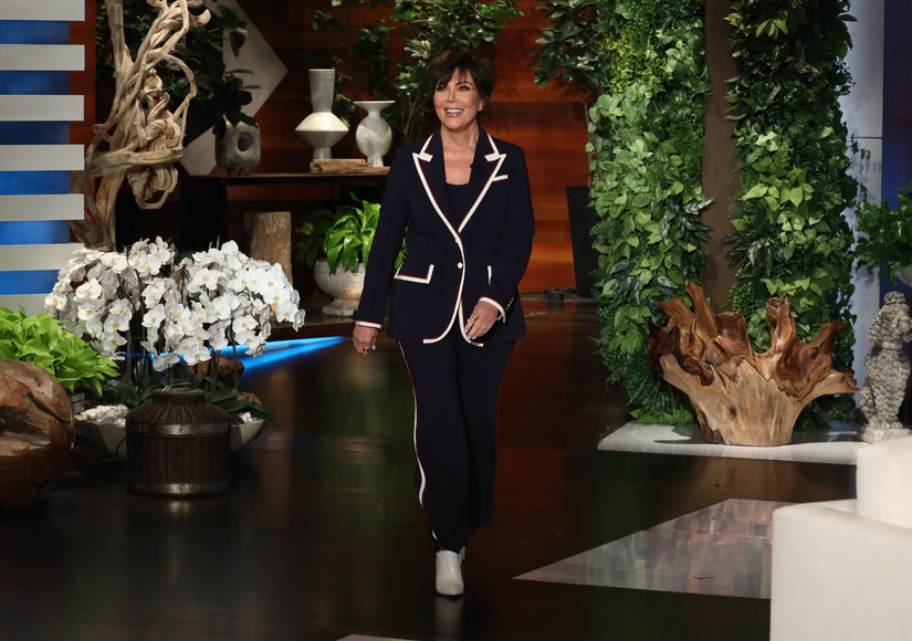Kris Jenner Talks Tristan Scandal, and Reveals Surprising New Details About Khloé's Delivery