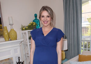 First Pic! Ali Fedotowsky Welcomes Baby #2