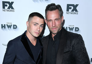 Colton Haynes Defends Jeff Leatham: He 'Would Never Cheat'